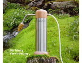 Okato Nature Auftischfilter mit Trinity Gold Wirbler