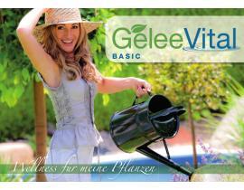 GeleeVital Granulat:  Wellness für Ihre Pflanzen | Wasserspeicher Granulat | 500g oder 1 kg