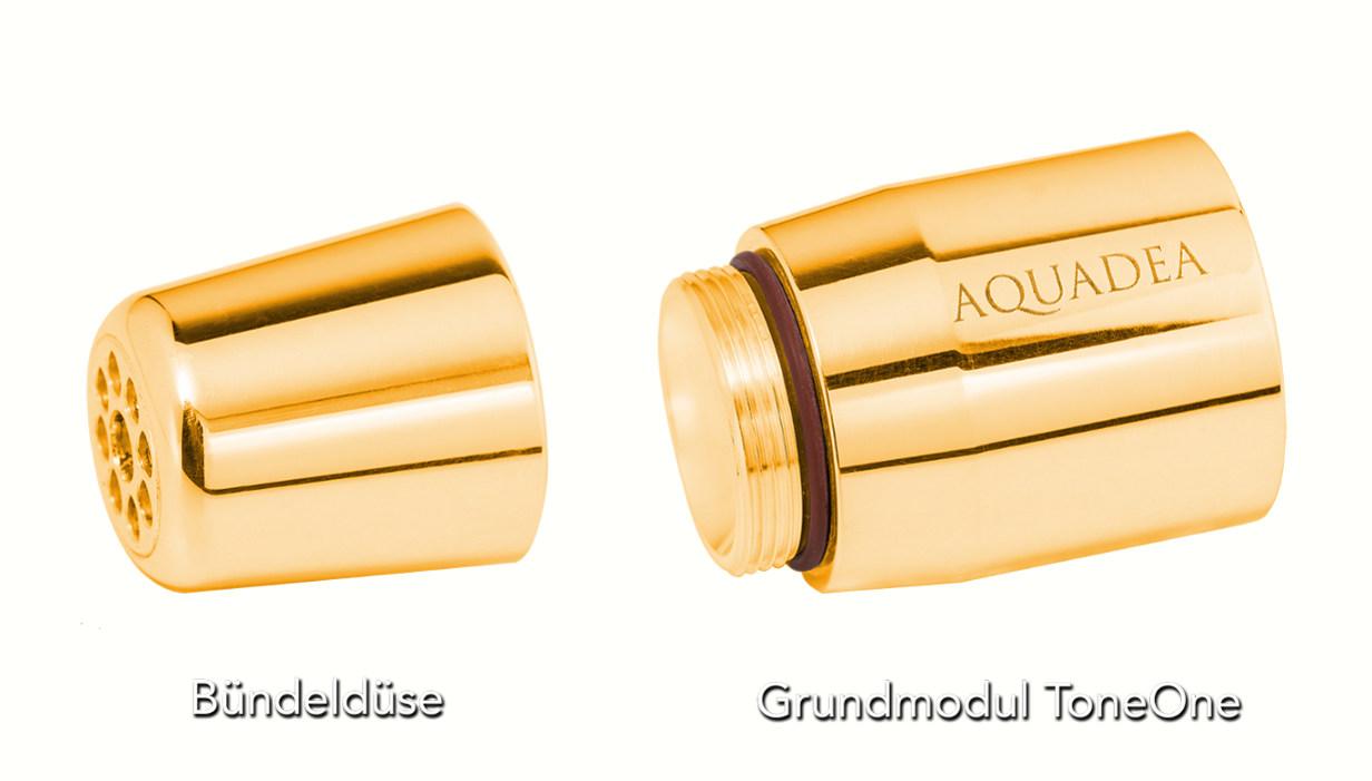 im Bild ToneOne Gold Aquadea