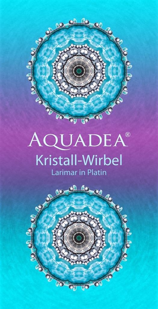 Larimar Platin Aquadea Strandtuch