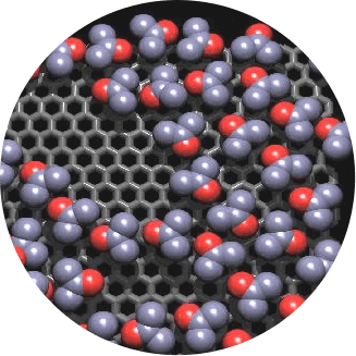 Isotropic Adsorption Matrix