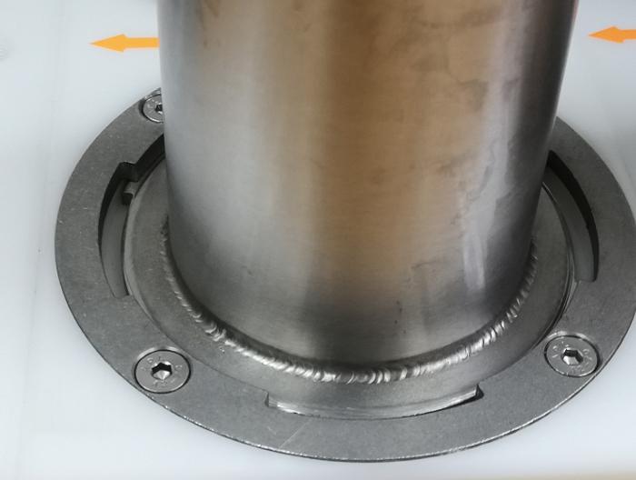 Reiser Hausfilter Anlage Bajonett-Verschluss_ultra_stabil