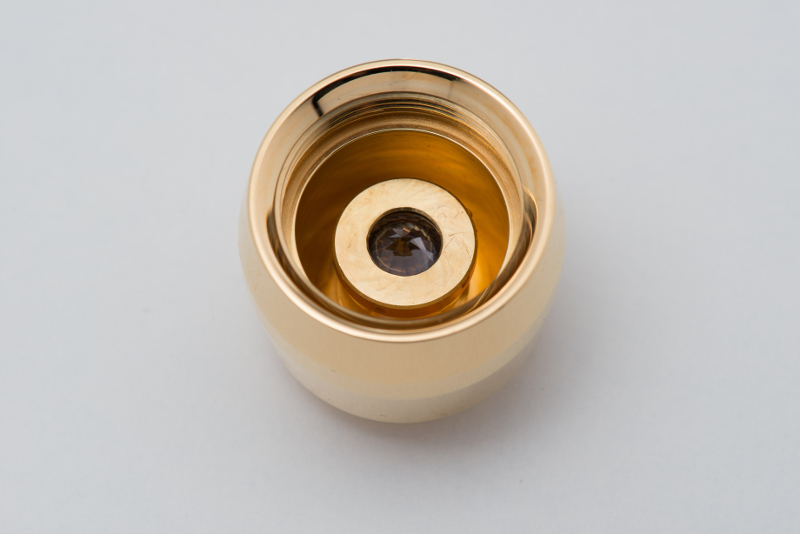 Wirbelmodul Gold der Wirbelmanufaktur Aquadea