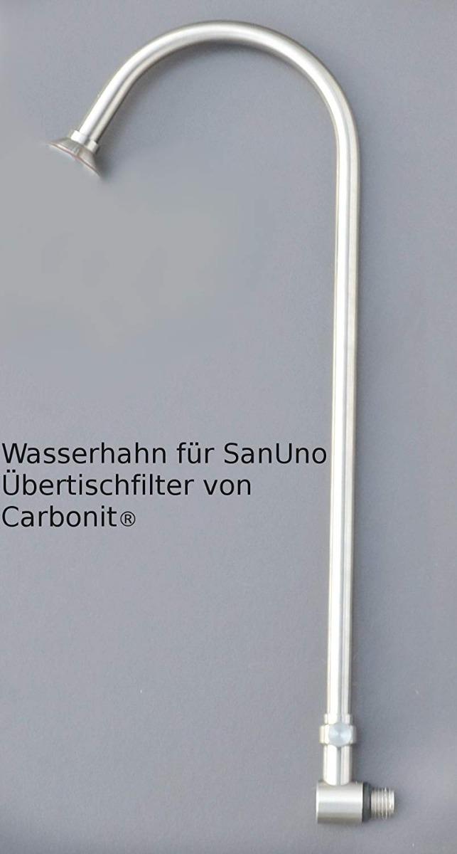 SanUno Wirbler Anschluss Hahn